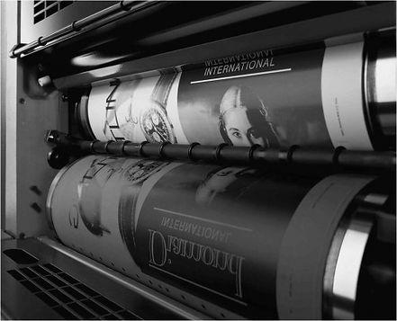 Digital printing example