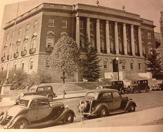 White Plains City Hall 1937