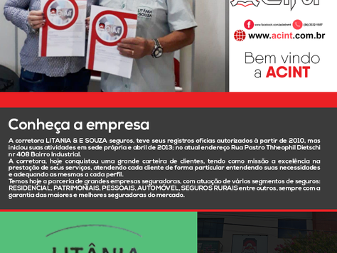 LITÂNIA & E SOUZA, UM NOVO ASSOCIADO DE SEGURANÇA
