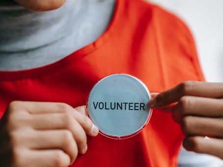 The mental health benefits of volunteering