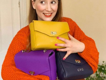 Meet Claire Greenwood, The Founder of GVG Accessories.