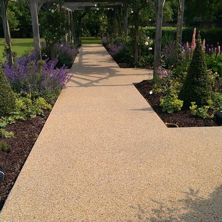 The Limbcare Garden at RHS Hampton Court Palace Flower Show 2018