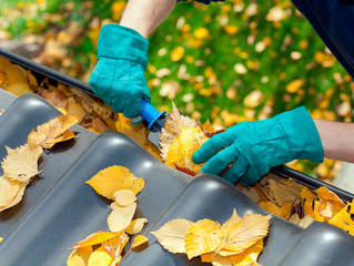 4 Problems Caused By Clogged Gutters