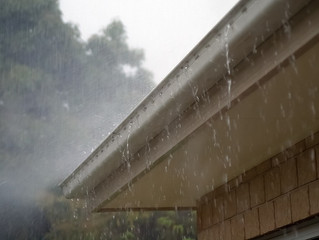 Help, My Gutters Are Overflowing!