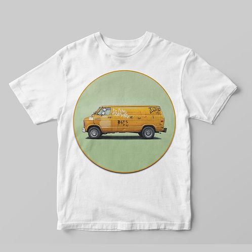 Furgone giallo