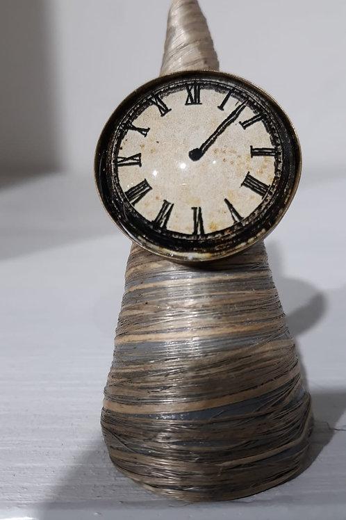 Anello regolabile orologio