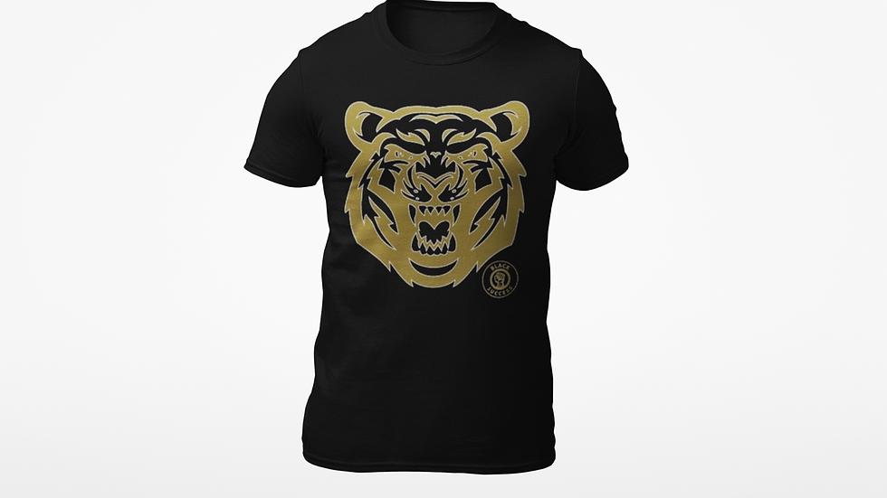 Black Success Tiger T-shirt