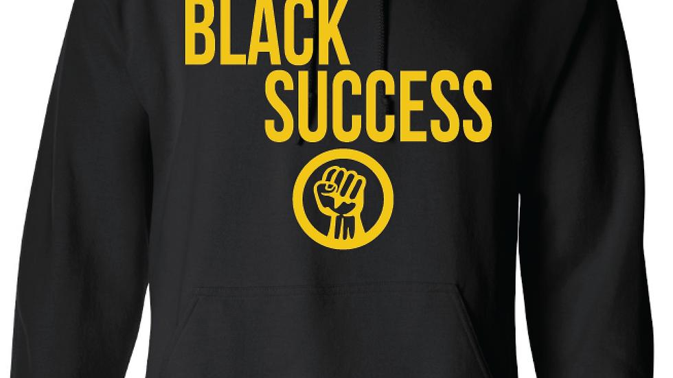 Black Success Hoodie