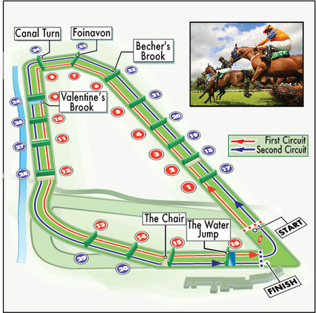 Grand National info graphic