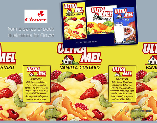 UltraMel  Custard