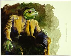 Frog toon