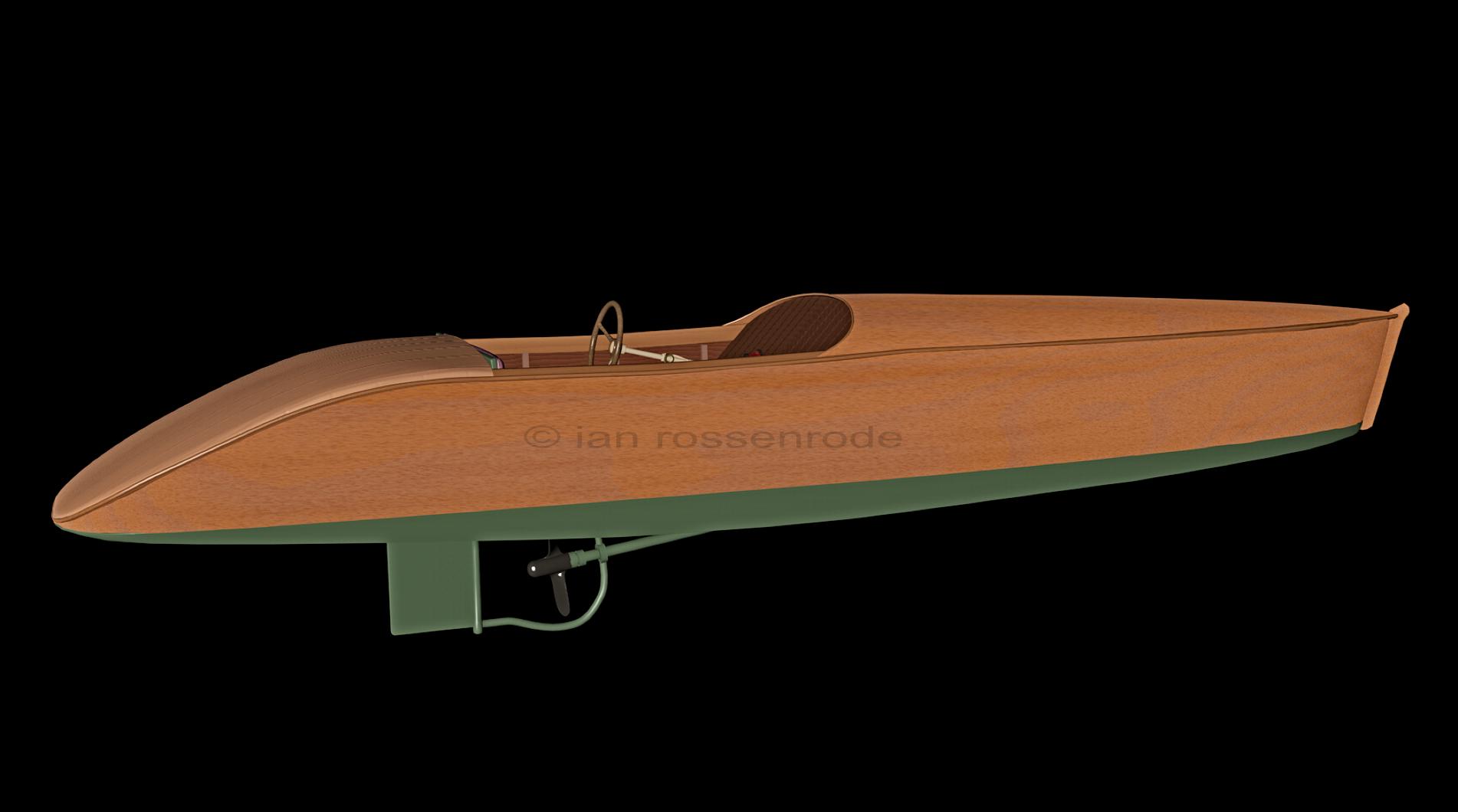Merk boat 2