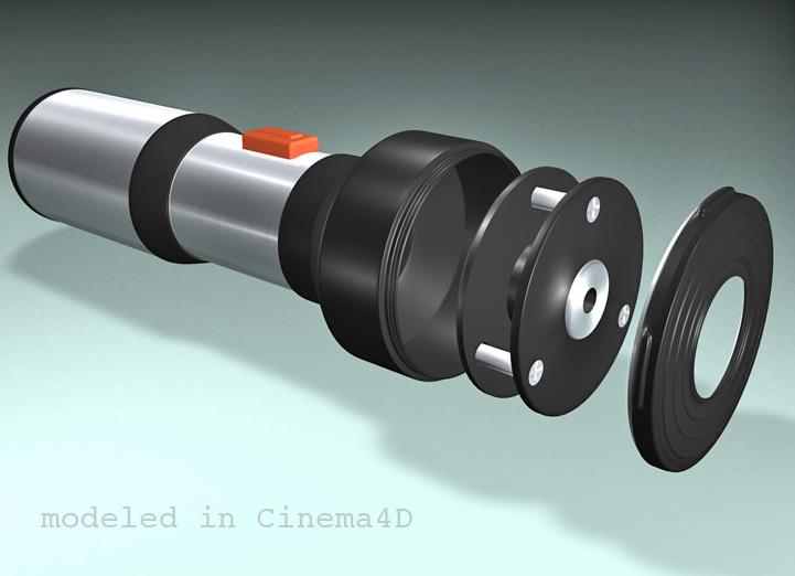 'BWS C26T31' 3D model