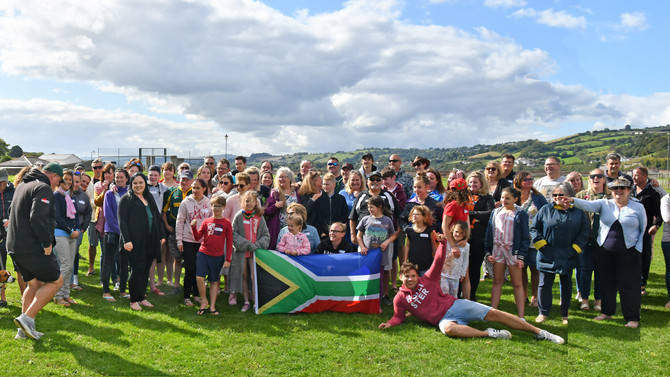 Saffas Gathering in Teignmouth