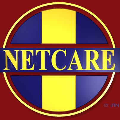 netcare logo - 3D
