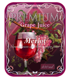 Premium label preview
