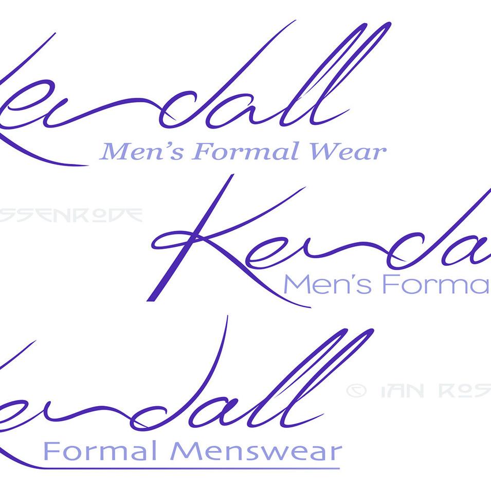 KENDALL Logo concept