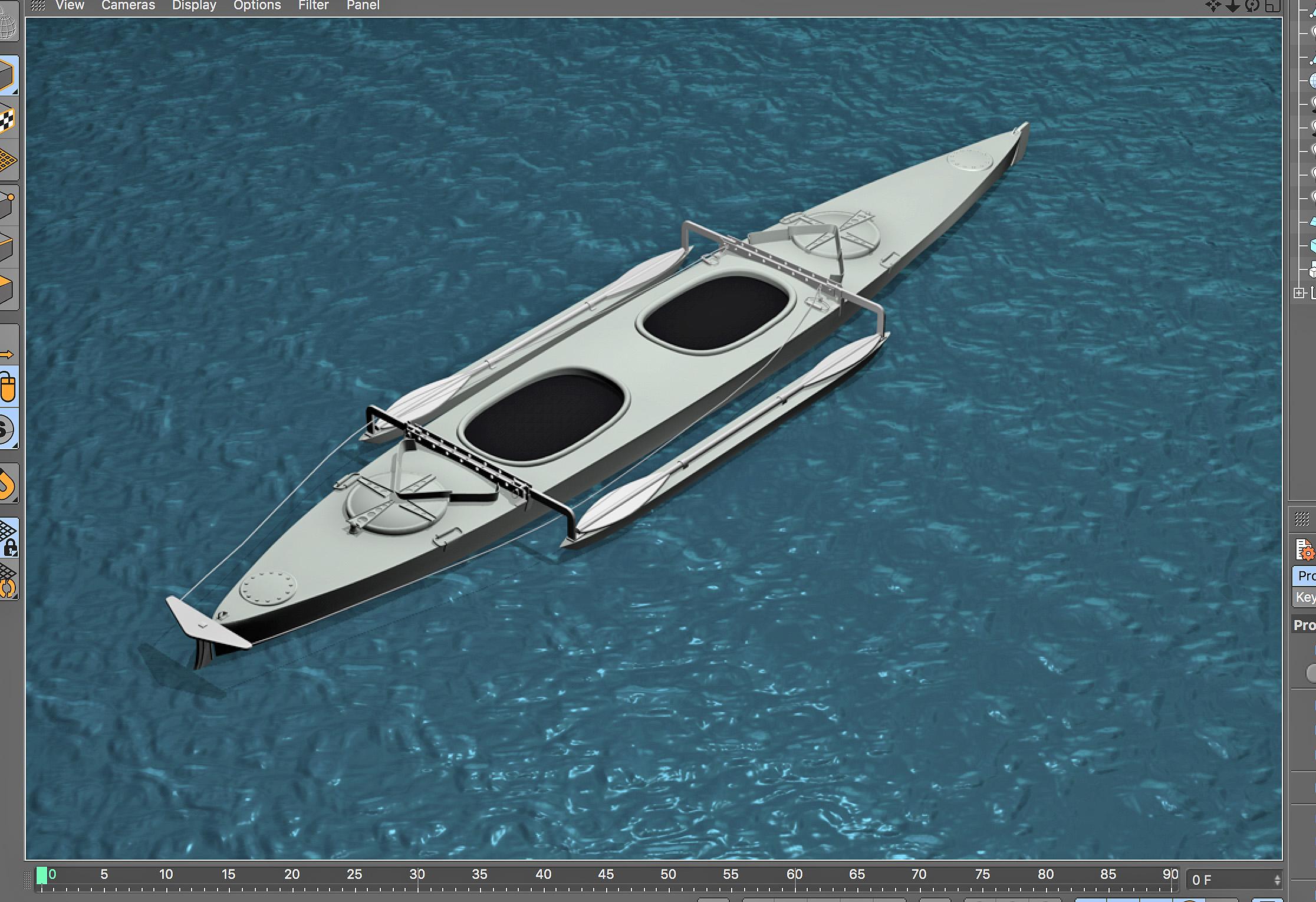 canoe snapshot 2
