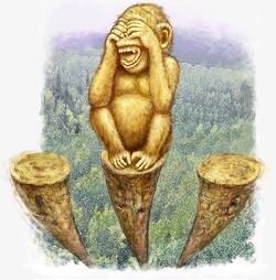 Chimp - see nothing
