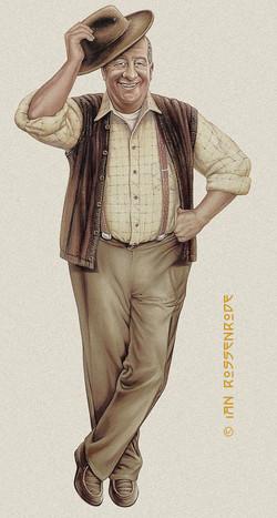Farmer Brown