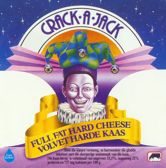 CrackerJack cheese