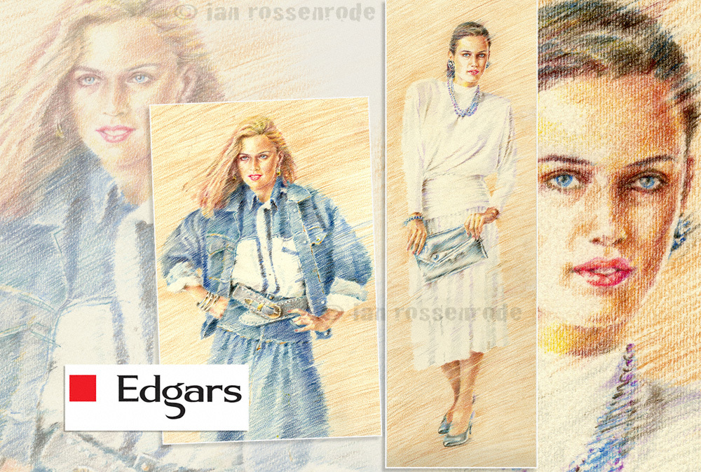 EDGARS window illustrations