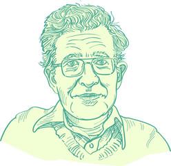 Chomsky vector