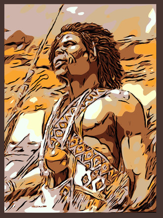 Warrior Chief poster