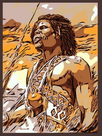 Warrior Chief poster