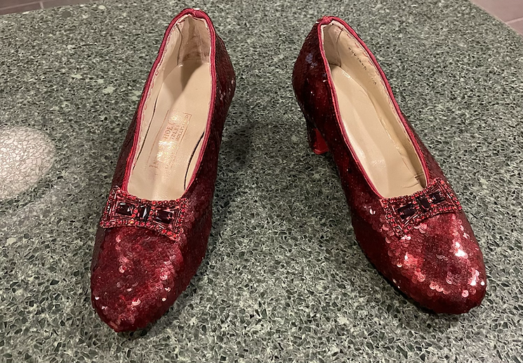 Replica Ruby Red Slippers by Randy Struthers.jpg