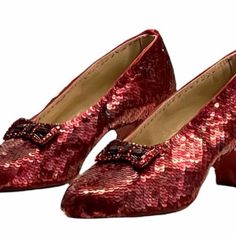 Replica Ruby Slippers