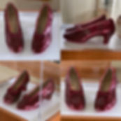 Replica Ruby Red Slippers by Randy Strut