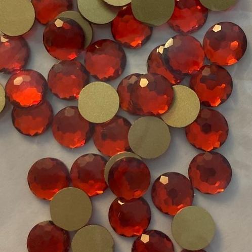 Vintage Reproduction Honeycomb Rhinestones for Arabian Ruby Slippers