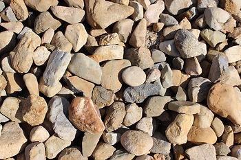 garden pebble rock
