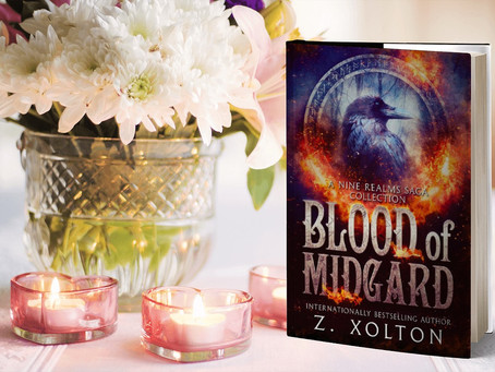 """Review of """"Blood of Midgard"""" by Z. Xolton"""
