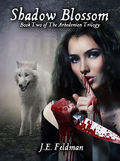 Shadow Blossom official cover for Kindle