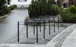 Fahrradständer in HARD | m.köb GmbH