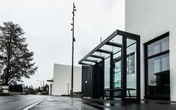 Bushaltestelle in HARD | m.köb GmbH