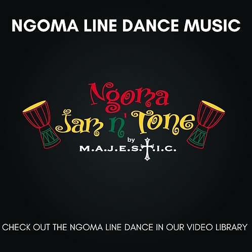 Ngoma Line Dance Music