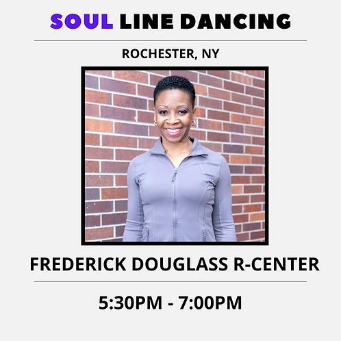 April 29 - LINE DANCING