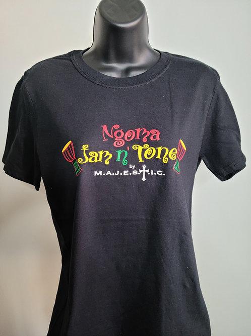 Ngoma Jam n' Tone T-shirt | Regular Cut