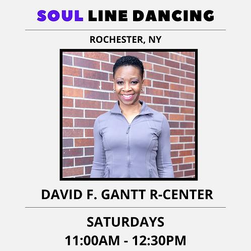 OCTOBER 23 - LINE DANCING