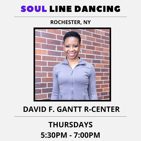 OCTOBER 7 - LINE DANCING