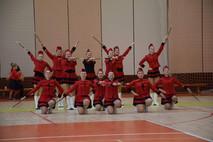 Međunarodno natjecanje mažoretkinja u Splitu