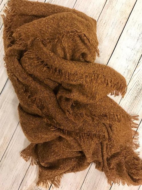 Caramel scarf