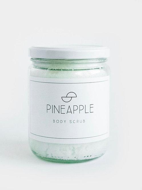 Pineapple Body Scrub