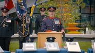 Chaplain Bruce at Police Officer's Memorial Winnipeg 2020
