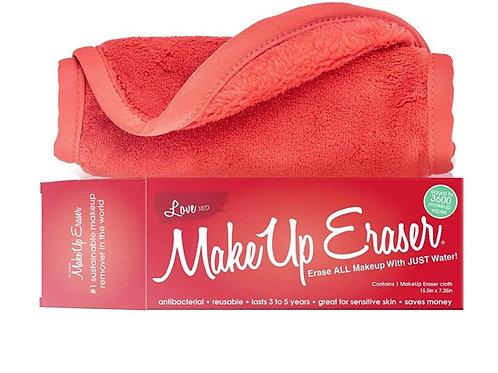 Red Makeup eraser
