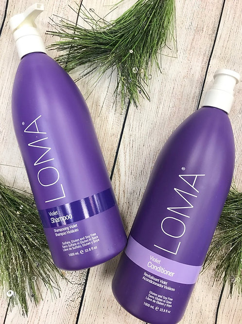 Loma Violet litre duos