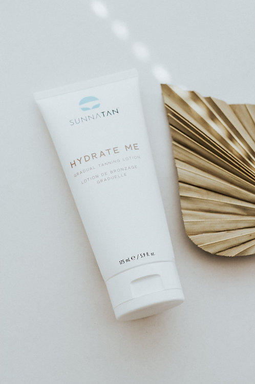 Hydrate Me - Gradual Tanning Lotion
